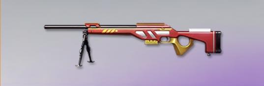 荒野行動 武器スキン CS LR4 2号機