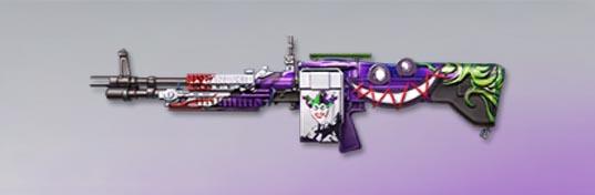 荒野行動 武器スキン MK60 ジョーカー