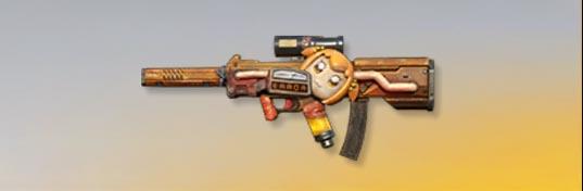 荒野行動 武器スキン 05式 ポプ子 Lv1
