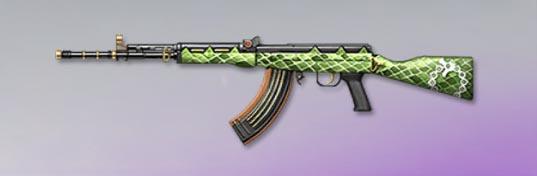 荒野行動 武器スキン 81式小銃 メリオダス
