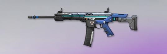 荒野行動 武器スキン S-ACR リバースコア