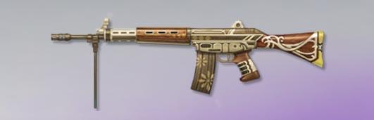 荒野行動 武器スキン 89式 キャッツクロウ