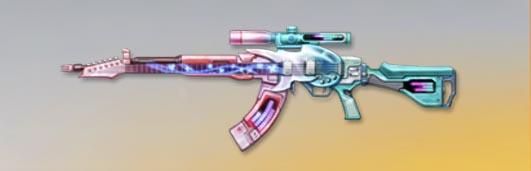 荒野行動 武器スキン 81式小銃 潮風ノ音色 先鋒版