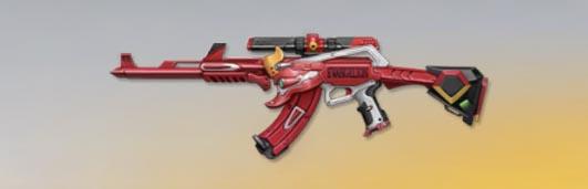 荒野行動 武器スキン AK-47 2号機 先鋒版