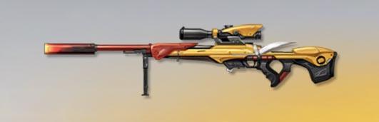 荒野行動 武器スキン CS LR4 サイタマ 先鋒版