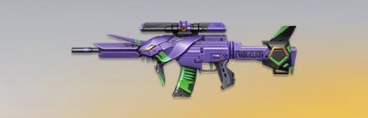 荒野行動 武器スキン HK50 零号機 先鋒版