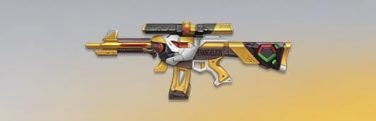 荒野行動 武器スキン M27 初号機 先鋒版