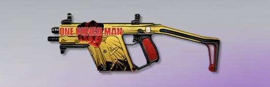 荒野行動 武器スキン MK5 ワンパンマン