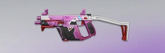荒野行動 武器スキン MK5 フヨウ