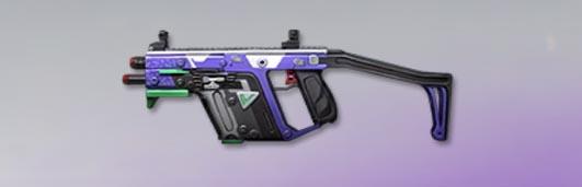 荒野行動 武器スキン MK5 スミレ