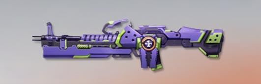 荒野行動 武器スキン MK60 初号機