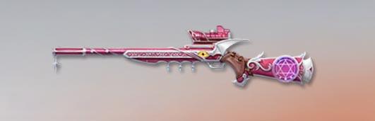 荒野行動 武器スキン M24 魔眼の星陣