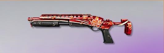 荒野行動 武器スキン M88C 晩秋の紅葉