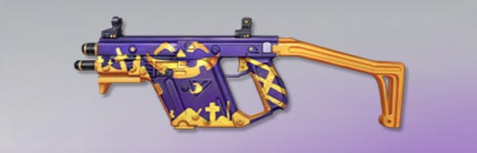 荒野行動 武器スキン MK5 パンプキンパーティー
