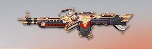 荒野行動 武器スキン MK60 ジャック