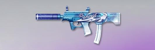 荒野行動 武器スキン 05式 雪域の規律