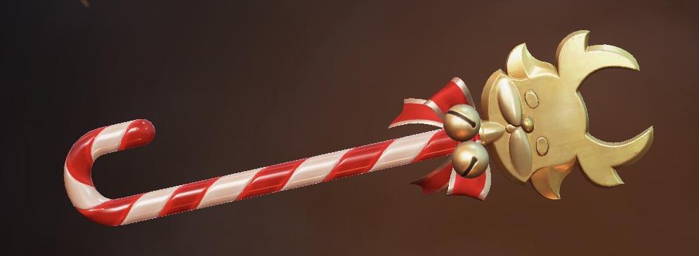 荒野行動クリスマス限定 銃器スキン