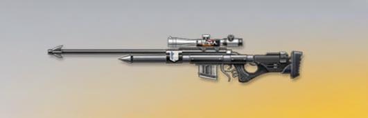 荒野行動 武器スキン AWM 雷槍 先鋒版