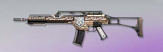 荒野行動 武器スキン HK50 ウォール・マリア