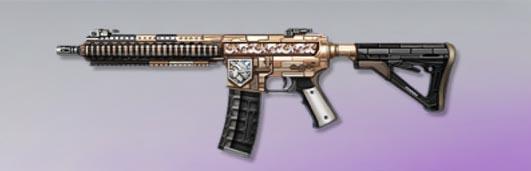 荒野行動 武器スキン M27 ウォール・マリア