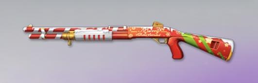 荒野行動 武器スキン M860 クリスマスサプライズ