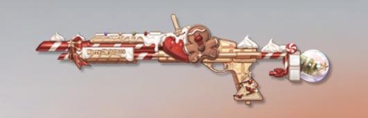 荒野行動 武器スキン M88C クリスマスキャンディ