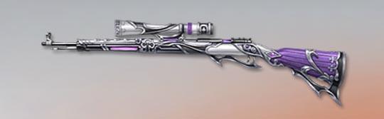 荒野行動 武器スキン Kar98k 双弓ハーリット