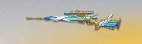 荒野行動 武器スキン M24 エリザベス Lv1