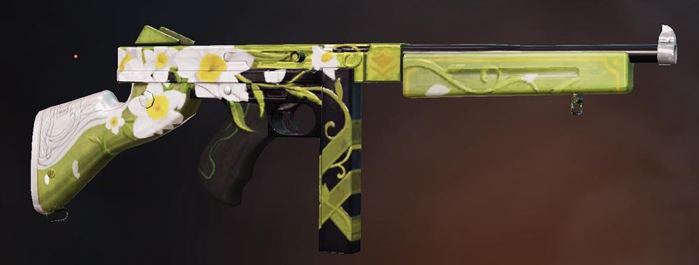 荒野行動 シーズン16 銃器スキン