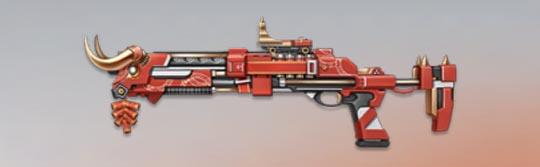 荒野行動 武器スキン M88C 牛気奔騰