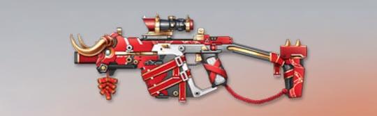 荒野行動 武器スキン MK5 牛気奔騰
