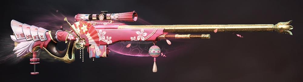 荒野行動 桜祭り 銃器スキン