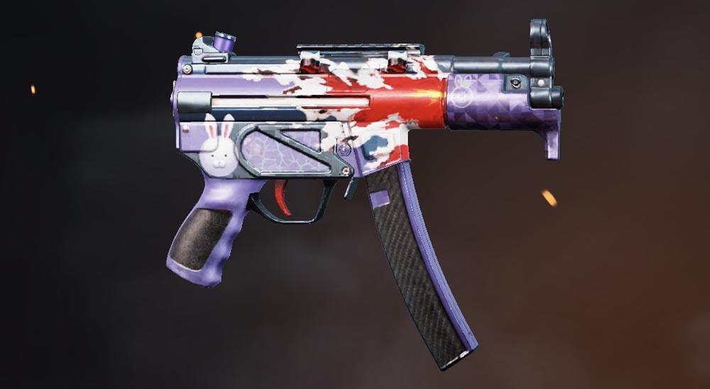 荒野行動 トーキョーグールコラボ第2弾 銃器スキン