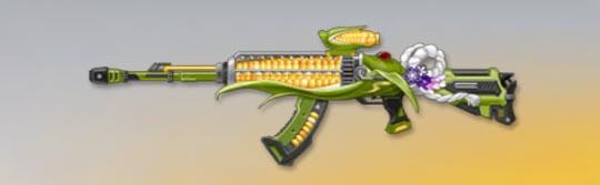荒野行動 武器スキン 81式小銃 コーン・ガン 先鋒版