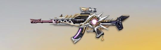 荒野行動 武器スキン AKAlpha 銀河の預言 先鋒版