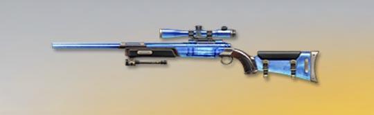 荒野行動 武器スキン M24 四谷友助 先鋒版