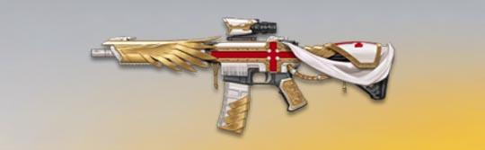 荒野行動 武器スキン M27 ショウクサカベ LV1